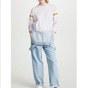 Levi's Jeans - Levi's Baggy Overall Jeans Light Denim